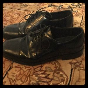 Black nunn bush men's shoes size 10.5